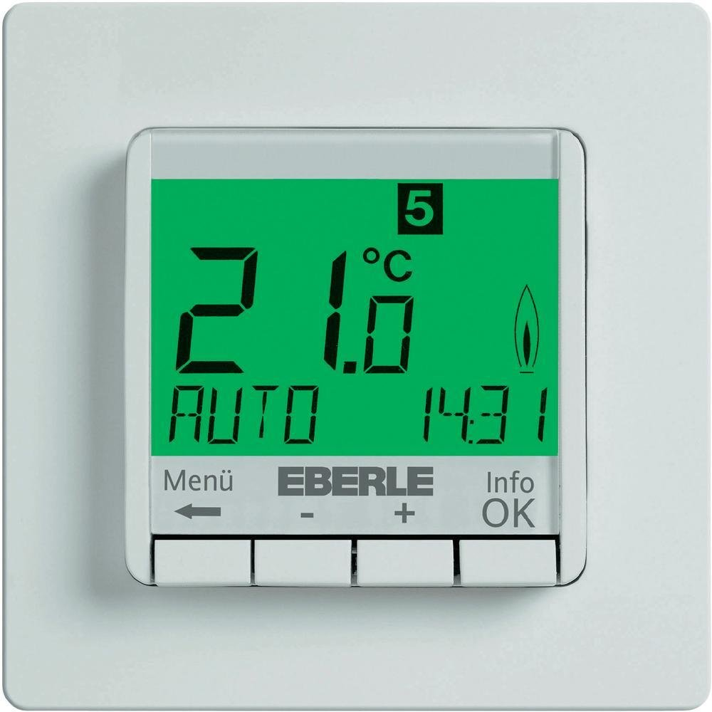 Eberle Uhrenthermostat Fit 3r Amazon De Baumarkt