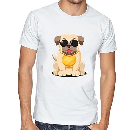 c72f6e485 Buy Limit Fashion Store - PUG LIFE Unisex T- Shirt Online at Low ...