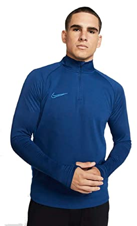 Nike Dri-fit Academy Dril Top Camiseta de Manga Larga, Hombre ...