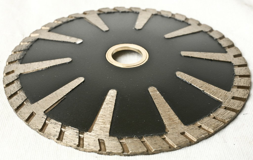 10 Pieces of 5 Inch 125mm Concave Curved Blade For Granite & Convex Diamond Tool Turbo concrete travertine sinkwork circle shape cutting