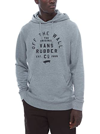 f69eec40b4 Sweater Hooded Men Vans Stacked Rubber Hoodie  Amazon.co.uk  Clothing