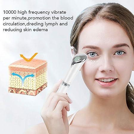Amazon.com: Masajeador de ojos Mmjjj, masajeador facial ...