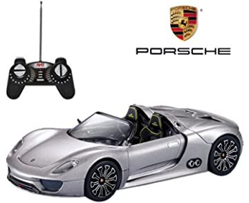 Liberty Imports Porsche 918 Spyder Licensed R/C Radio Remote Control Car 1:18