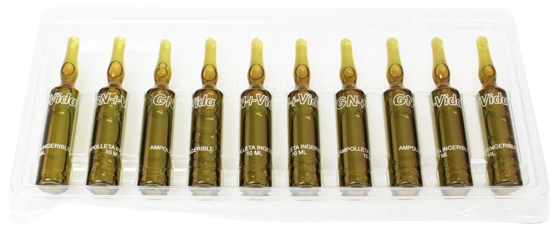 Amazon.com: Ampolletas De Alcachofa - 30 Ampolletas De Alcachofa Para Bajar De Peso - Formula Original - 100% Garantizado!: Health & Personal Care
