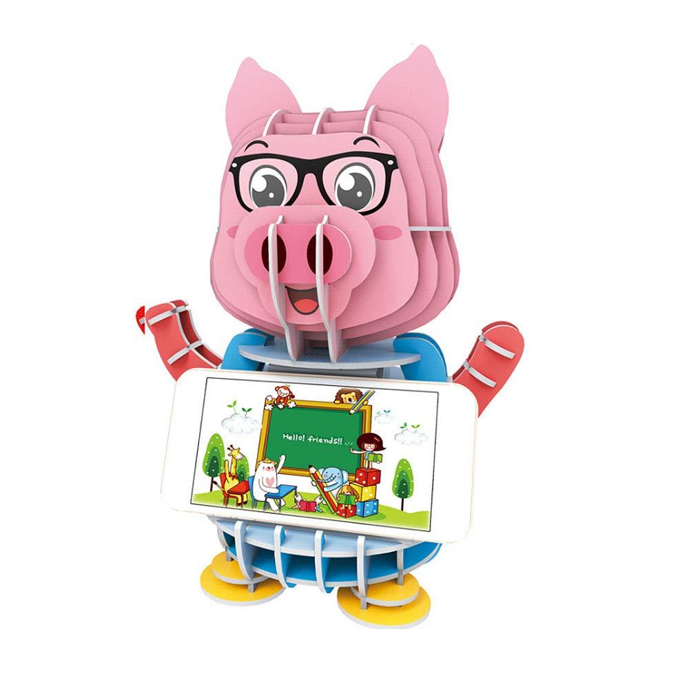 消費税無し 3D DIY 組み立て式 ジグソーパズル 可愛い豚の装飾 子供 オーナメント 8.3inch*5.5inch*11inch 教育玩具 モデルキット 大人 DIY 子供 8.3inch*5.5inch*11inch UQ08918NTE8Z20W0 8.3inch*5.5inch*11inch D B07K7PR8JC, PartyRoom..bemilano:c53988a6 --- a0267596.xsph.ru