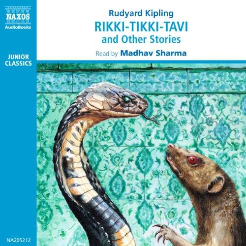 Bargain Audio Book - Rikki Tikki Tavi
