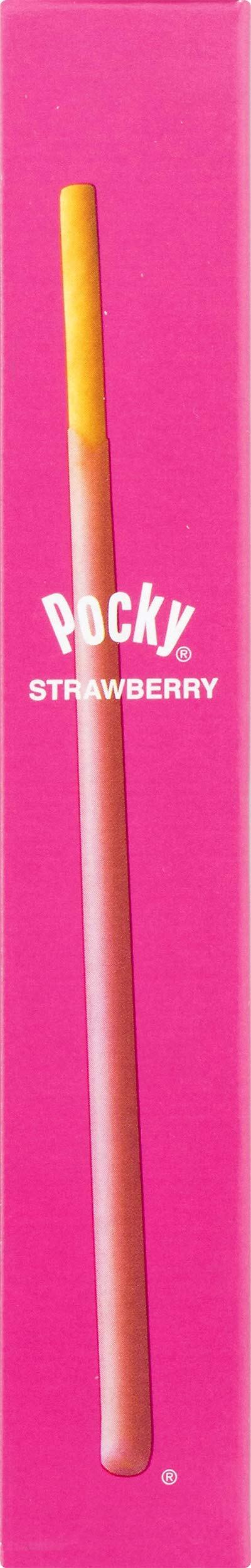 Glico Pocky Biscuit Sticks with Strawberry Cream, 1.41 ounce Boxes - Pack of 14 by Glico (Image #6)