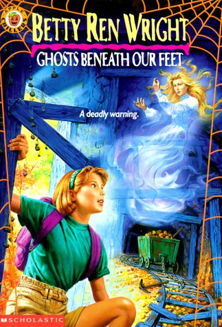 - Ghosts Beneath Our Feet (An Apple Paperback)