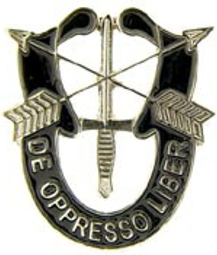 US Army Special Forces Logo Pin Military Collectibles for Men Women