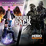 Saints Row / Metro Double Pack - PS3 [Digital Code]