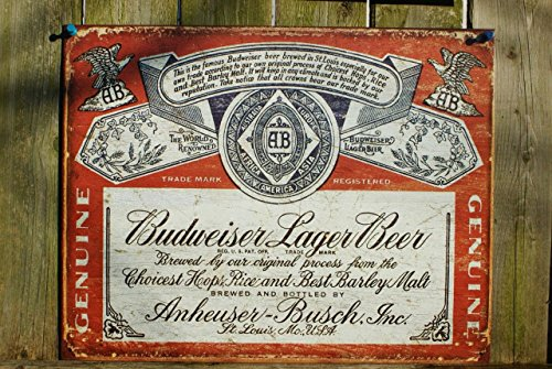 budweiser-historic-label-distressed-retro-vintage-tin-sign-16x13