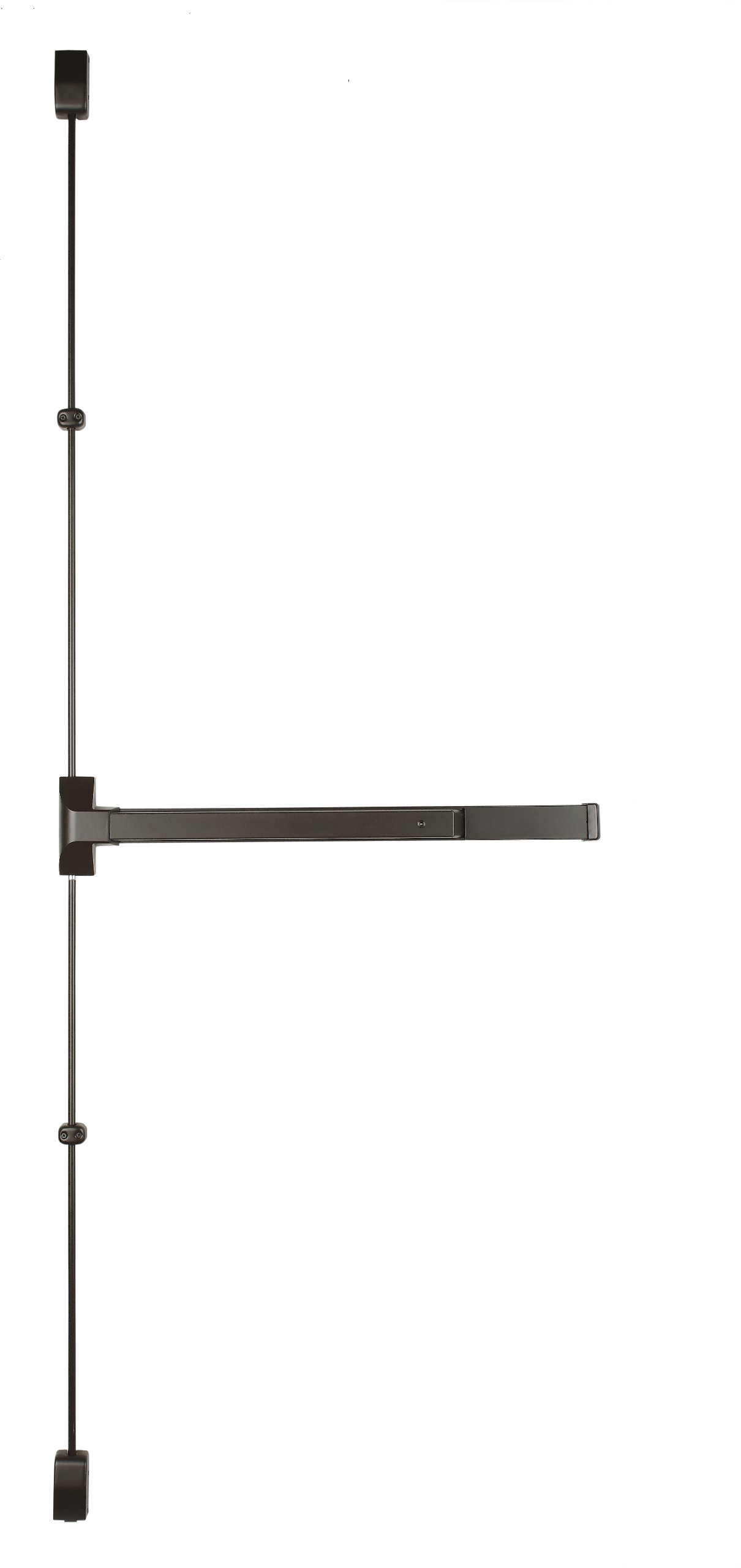 Copper Creek V9560-DB-36 Grade 1 Vertical Rod Exit 36-Inch Wide Dura, Bronze by Copper Creek