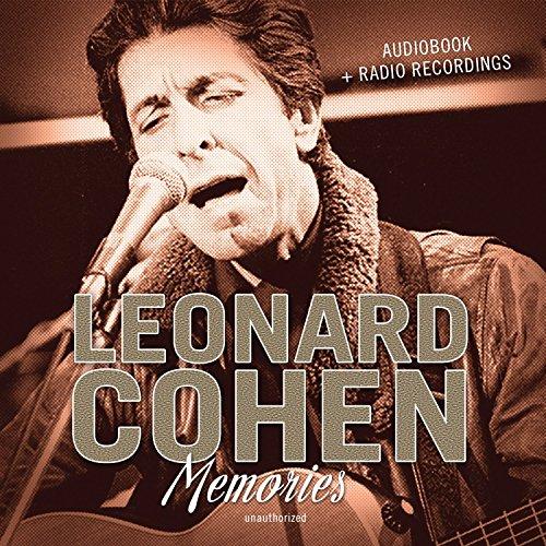 Original album cover of Memories by Leonard Cohen