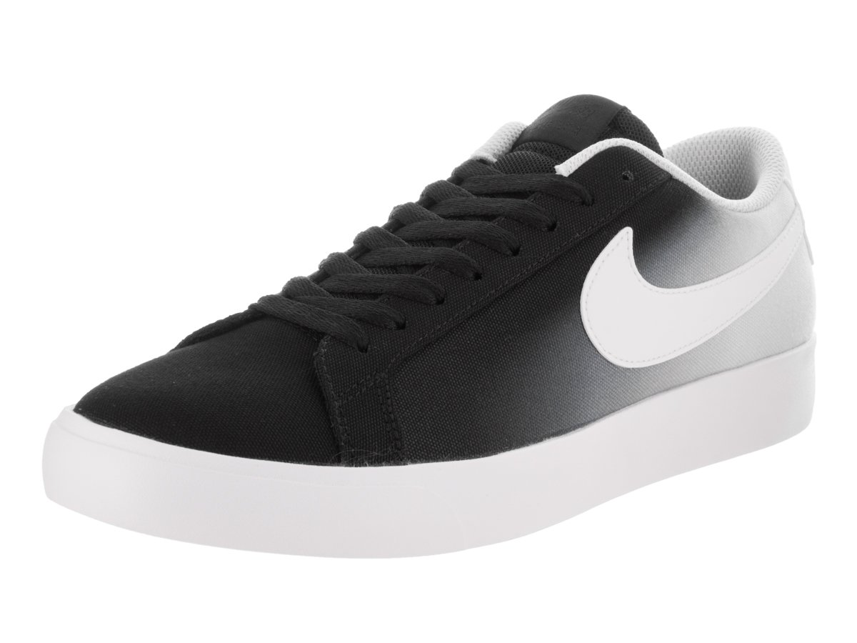 NIKE Men's Sb Blazer Vapor TXT Skate Shoe 8 D(M) US|Black / White / Pure Platinum