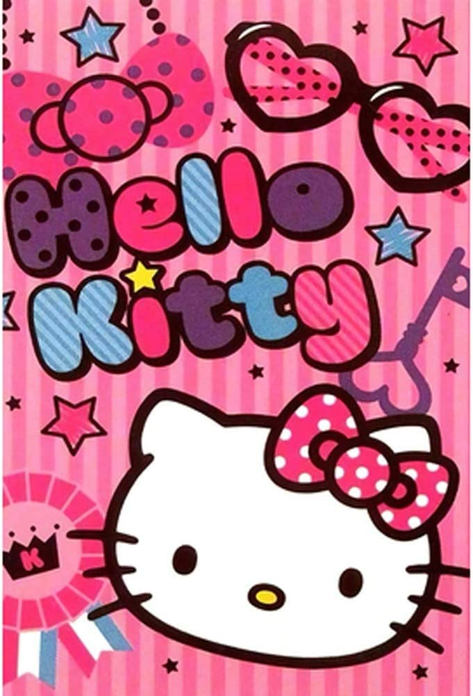 VAST Animado Hello Kitty Puzzles de Dibujos Animados, Tilo Corte Apto, 300/500/1000 Regalos Piezas Inteligencia, Rompecabezas for los cumpleaños de los niños 514 (Color : A , Size : 300pc) : Amazon.es: Juguetes y juegos