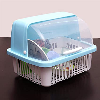 Buy Kurtzy Baby Dish Rack Stand Holder Drainer Tray Organizer for ... bde1a3a1a4