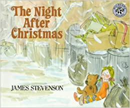The Night After Christmas: Amazon.co.uk: James Stevenson ...