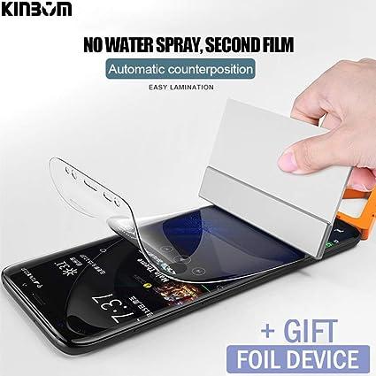 Amazon.com: Hydrogel - Carcasa para Samsung Galaxy S7 S7edge ...
