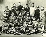 Ohio State Buckeyes rare 1897 football team vintage 8 x 10 photo - Mint Condition