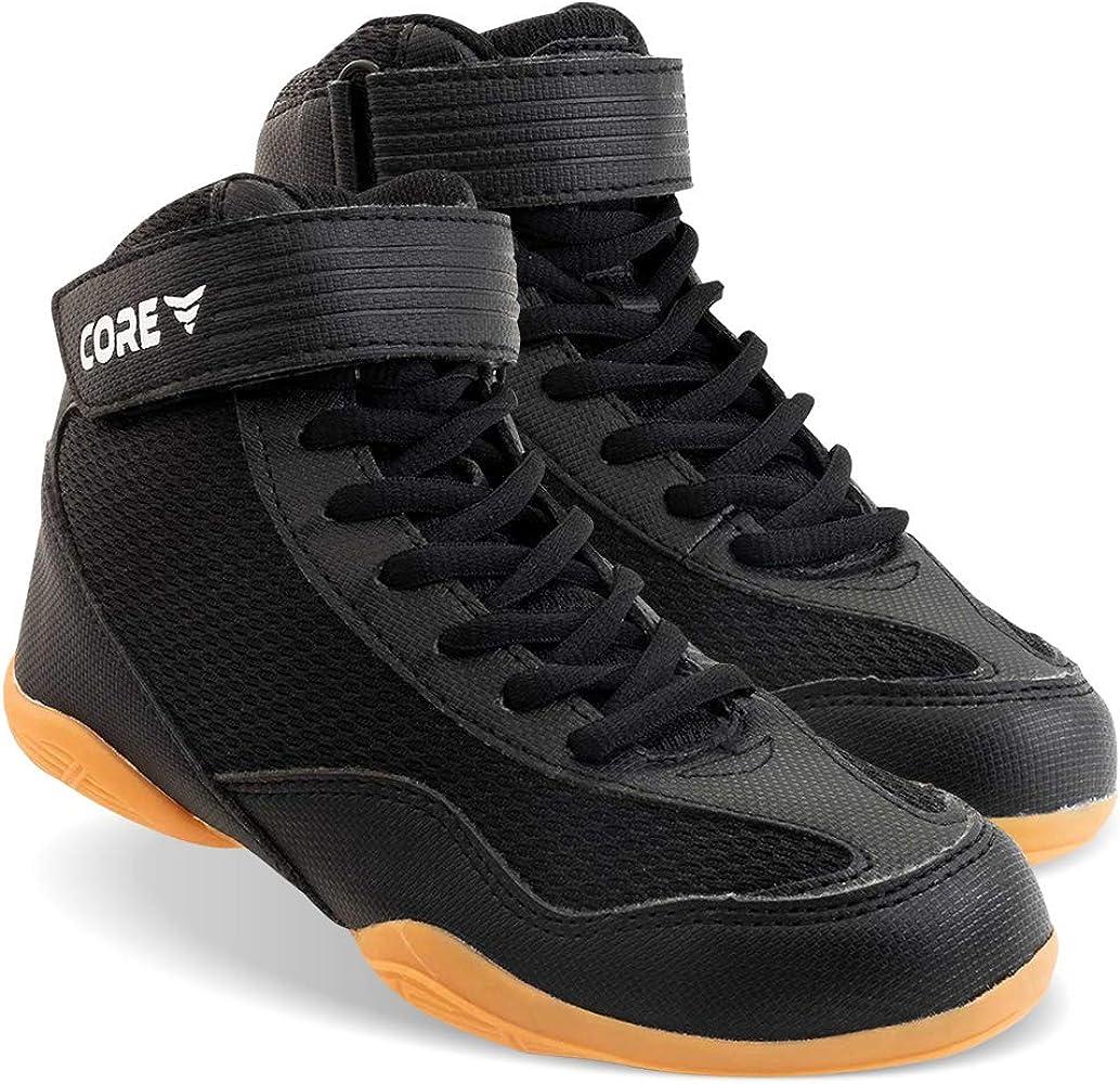 Amazon.com: Core Wrestling Shoes - High