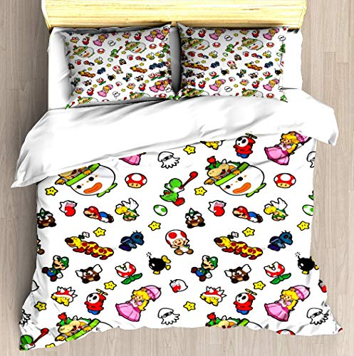 Buy super mario sheets queen