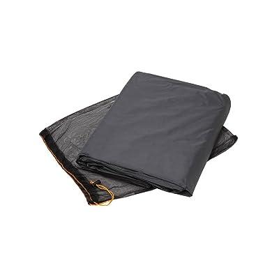 VAUDE Badawi 6P - Accessoire tente - gris 2017