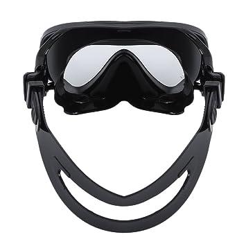 Aloma - Máscara de Buceo para niños, de Silicona, Resistente, Juego de máscaras