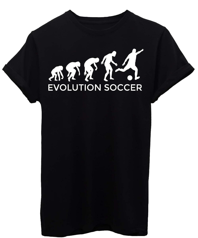iMage T-Shirt Evoluzione Calcio Soccer Sport - Evolution - by iMageT-IT-1375-parent