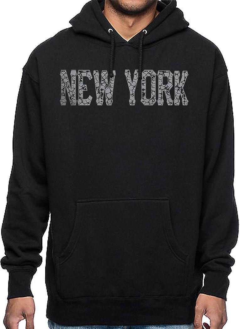 CaliDesign Mens New York Tank Top NY NYC Cement