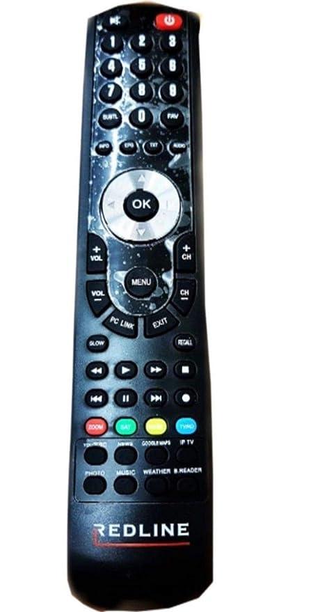 Redline Istar Tiger Technocom IPTV remote control: Amazon co uk