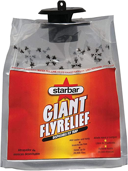 Farnam Starbar Giant Fly Relief Disposable Fly Trap