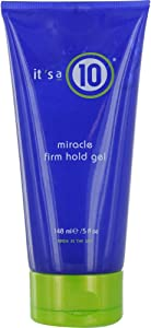 it's a 10 Miracle Firm Hold Gel 5 oz
