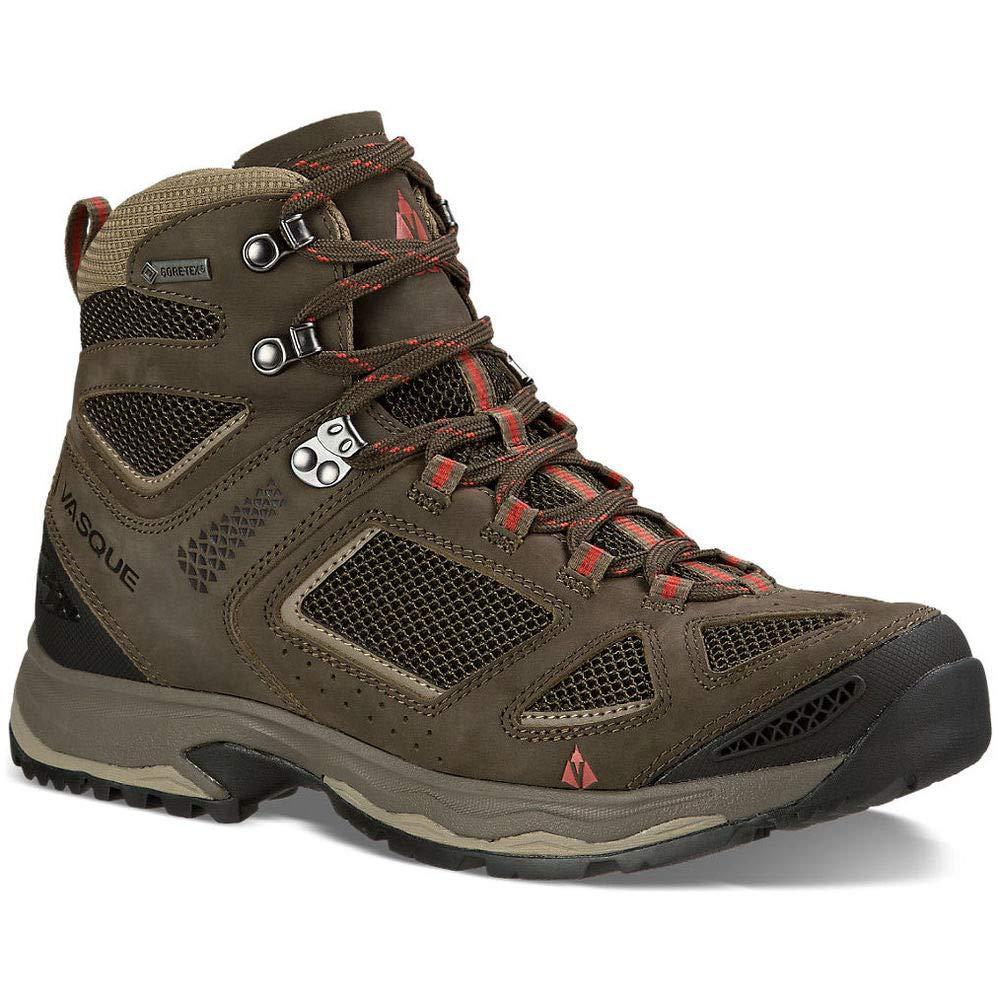 Vasque Breeze III GTX Boot - Men's Brown Olive/Bungee Cord 12 Wide