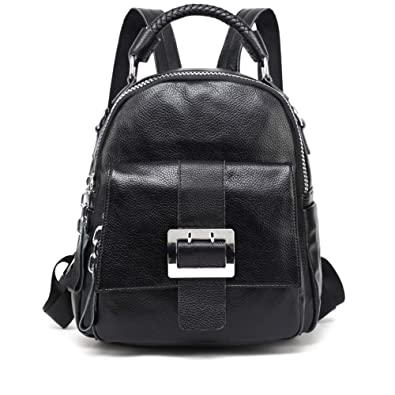 132bfb9eb068 Amazon.com  Luckysmile Small Backpack Purse PU Leather Shoulder Bag Travel  Daypack for Women  Shoes