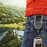 T-REIGN Large Carabiner Retractable Gear