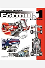 Formula 1 2013/2014: Technical Analysis (Formula 1 World Championship Yearbook) Paperback