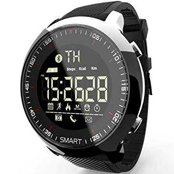 Smart Watch Sport Waterproof pedometers Message Reminder ...