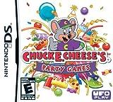 Toys : Chuck E Cheese's Party Games - Nintendo DS