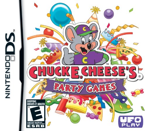 Chuck E Cheeses Party Games Nintendo DS Buy Online in Oman