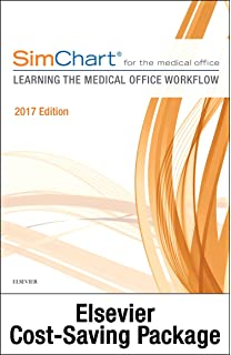 Simchart for the medical office access card 1e 9781455753185 simchart for the medical office learning the medical office workflow elsevier ebook on vitalsource fandeluxe Choice Image