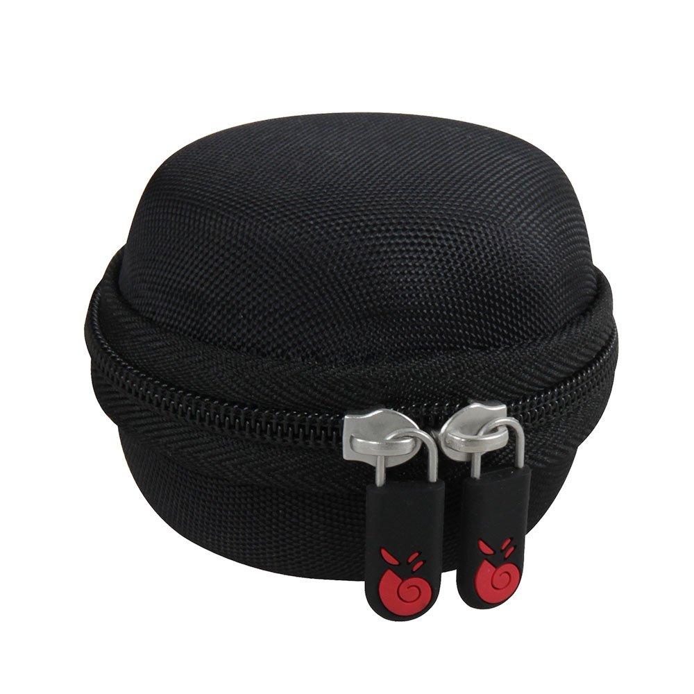 Hard EVA Travel Case for LectroFan Micro Wireless Sleep Sound Machine and Bluetooth Speaker by Hermitshell