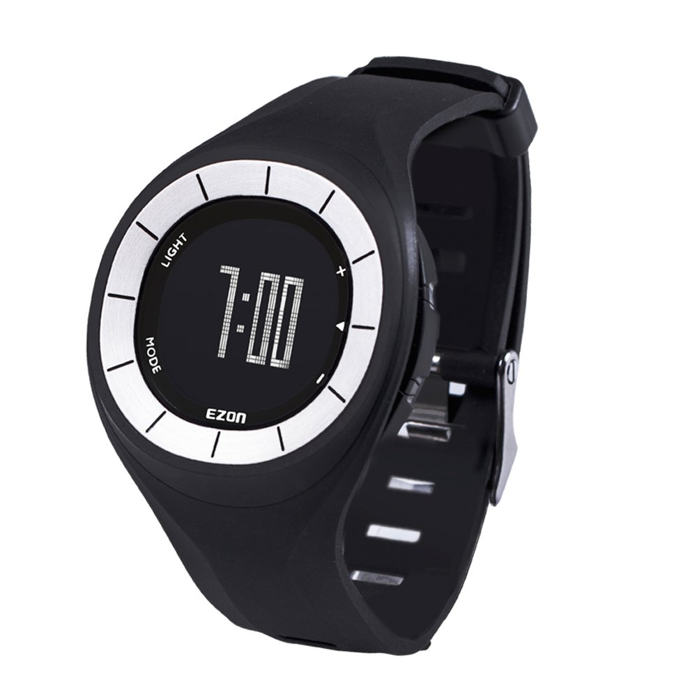 Ezon T028B01 pedometer sport running jogging watch