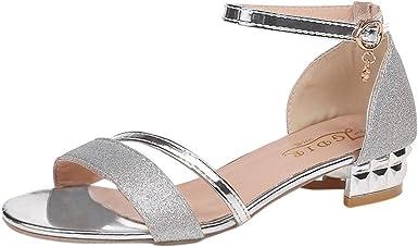Alaso Femme Escarpins Chaussures de Cérémonie Liquidation