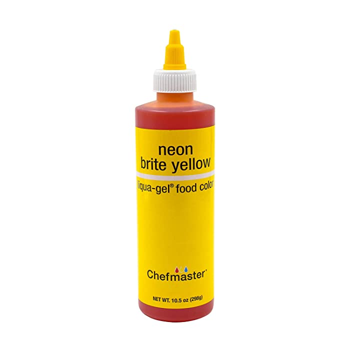 The Best Yello Food Coloring