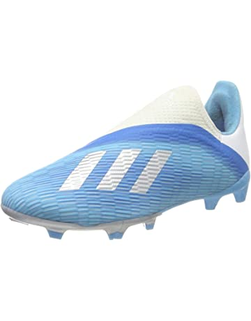 scarpe da calcio adidas azzurre