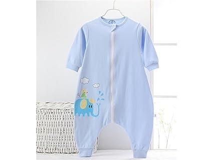 hot sale online f3c9e ebd1a Amazon.com: Huasen Baby Sleepsack Newborn Baby Zipper Footed ...