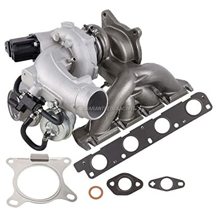Turbo Kit With Turbocharger Gaskets For VW Eos GTI Golf Jetta Passat & Audi A3 -