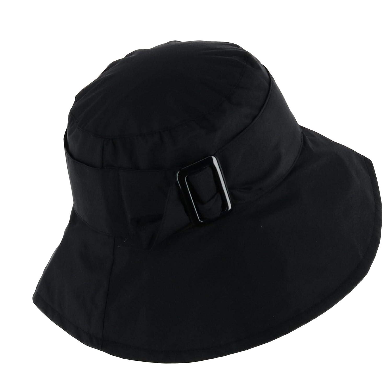 62df893b2fd Jeanne Simmons Women s Bucket Hat with Large Belt Adjuster