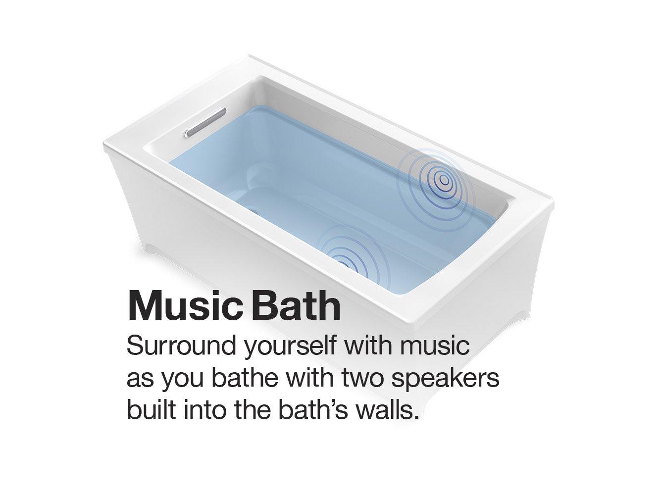 Beautiful Kohler Air Bath Ensign - Bathtub Ideas - dilata.info