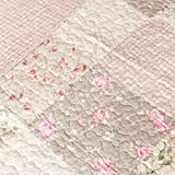 SLPR Real Patchwork Quilted Throws#2
